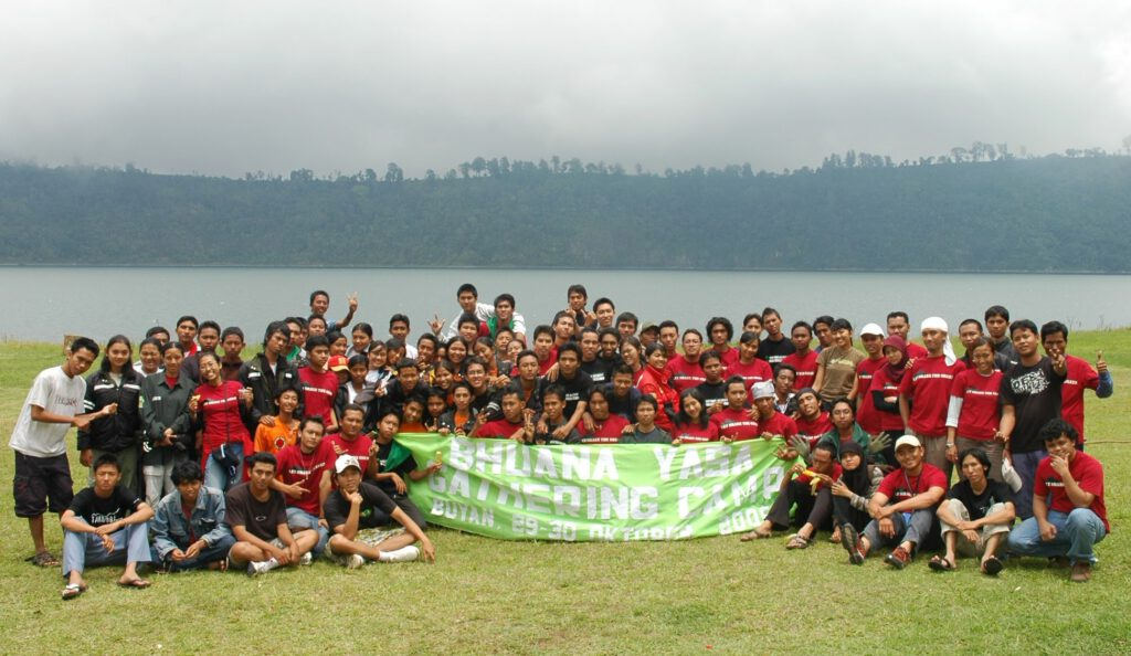 Gathering Camp Bhuana Yasa